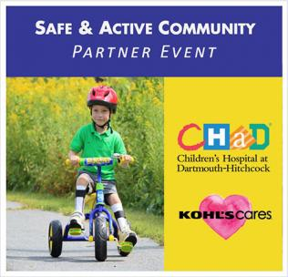 Kohl's Safe & Active poster