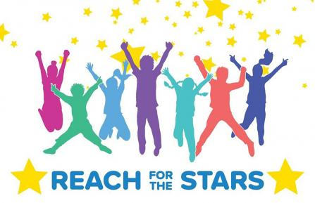 Reach for the Stars logo