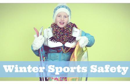 Dr. Roxcy helps navigate safety for Winter sports