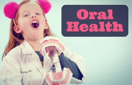 Dr. Roxcy on Oral Health