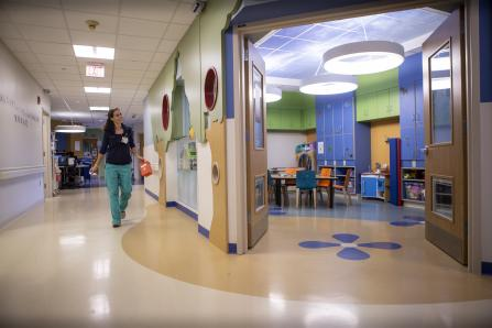 Pediatric Inpatient Unit